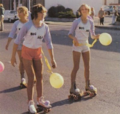#70s #80s #roller #skating #disco #style   [1970s ...