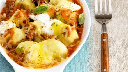 Rezept für Knödel alla Mamma. Jetzt nachkochen und von weiteren Rezepten rund um die Kartoffel inspirieren lassen!