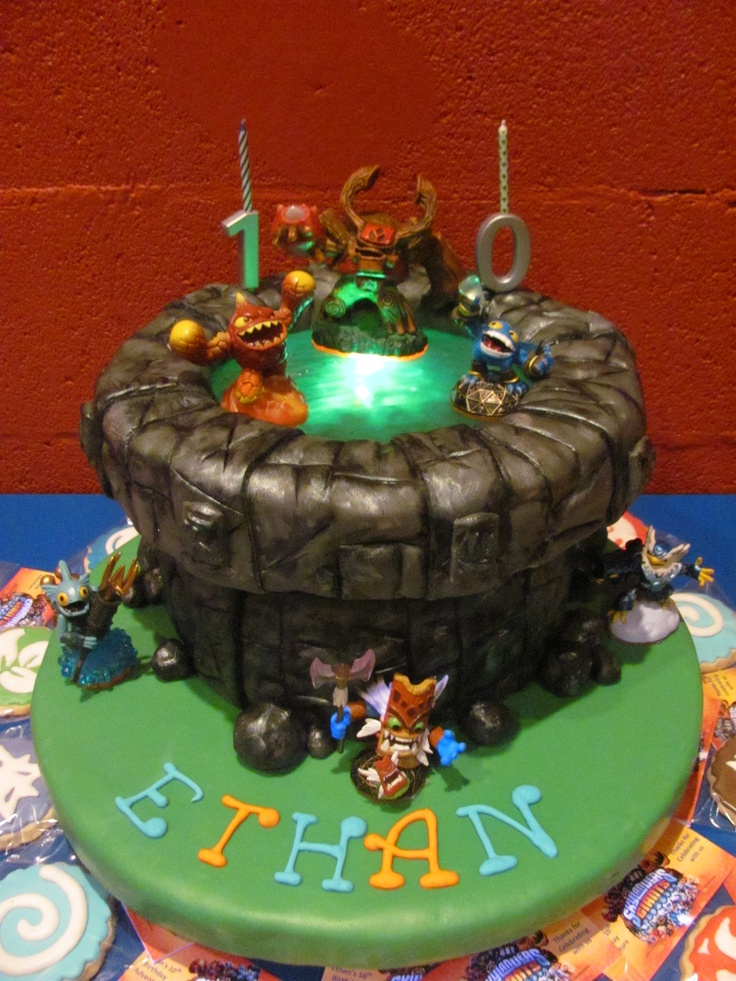 19 Best Skylander Images On Pinterest Anniversary
