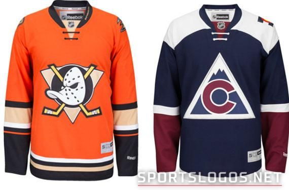 NHL shop leaks Ducks, Avs third sweaters -> http://news.sportslogos.net/2015/09/07/nhl-shop-leaks-ducks-avalanche-third-jerseys/ …