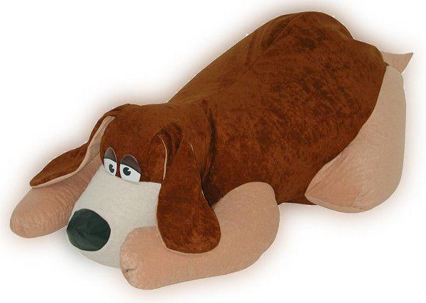 Rug Pals TV Watch Dog Bean Bag