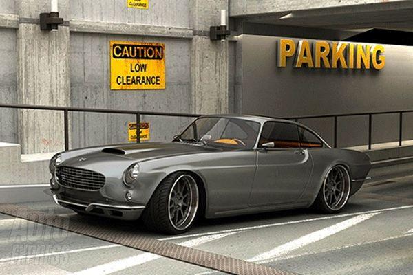Volvo P1800 (damn, I love this car)
