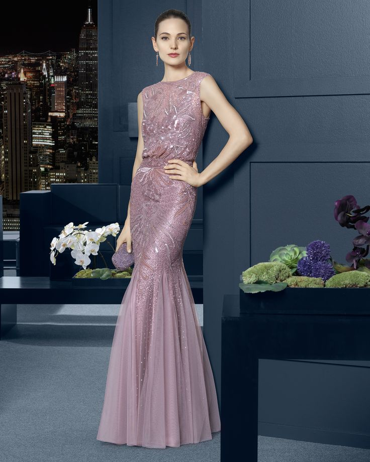 TWO COCKTAIL BY ROSA CLARÁ  COLLECTION 2015