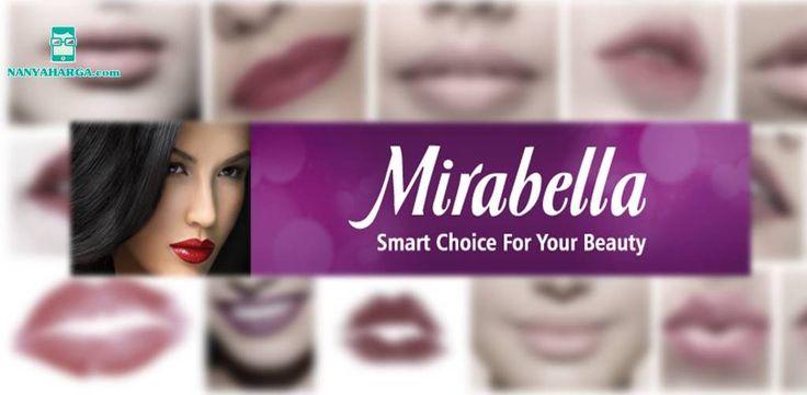 harga lipstik mirabella cover