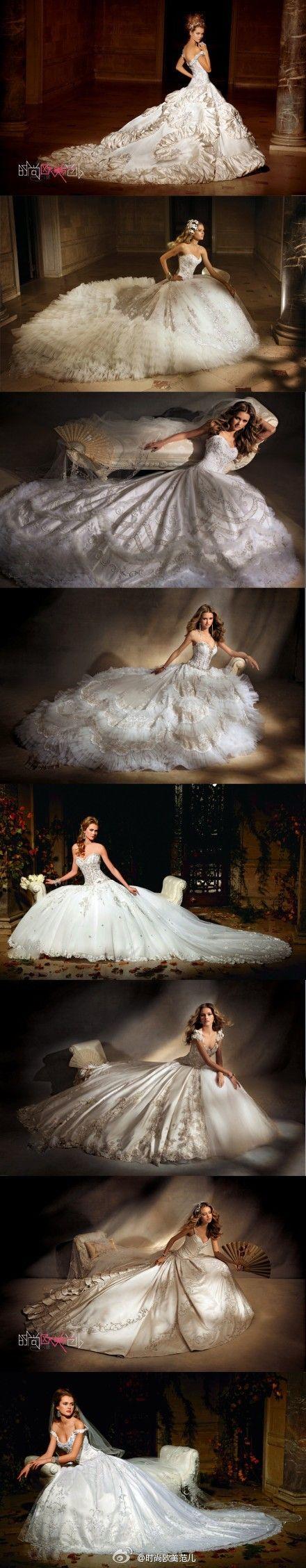 @S. Demori wedding dress