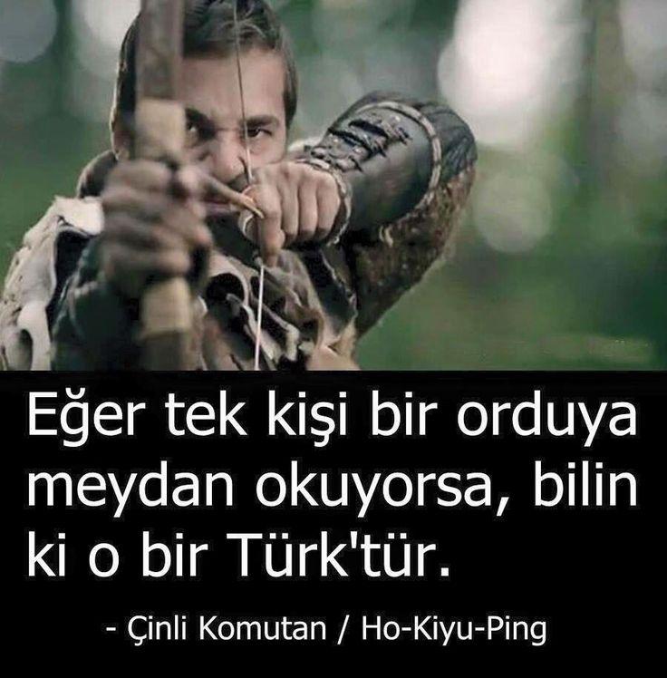 Türk !