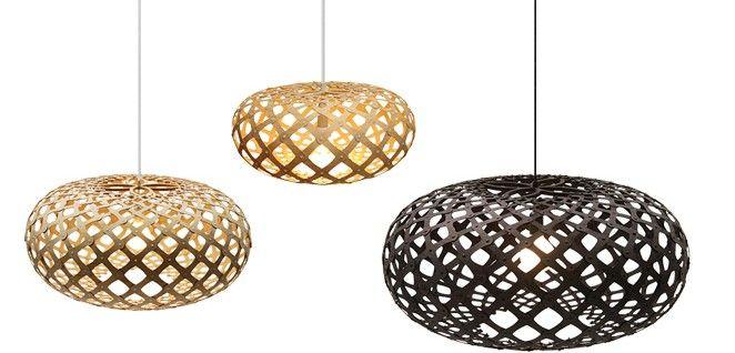 David Trubridge Lighting - Kina