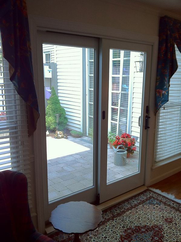 With Complete Weather Stripping And An Interlocking Design, Andersen Patio  Doors Keep Expensive Energy