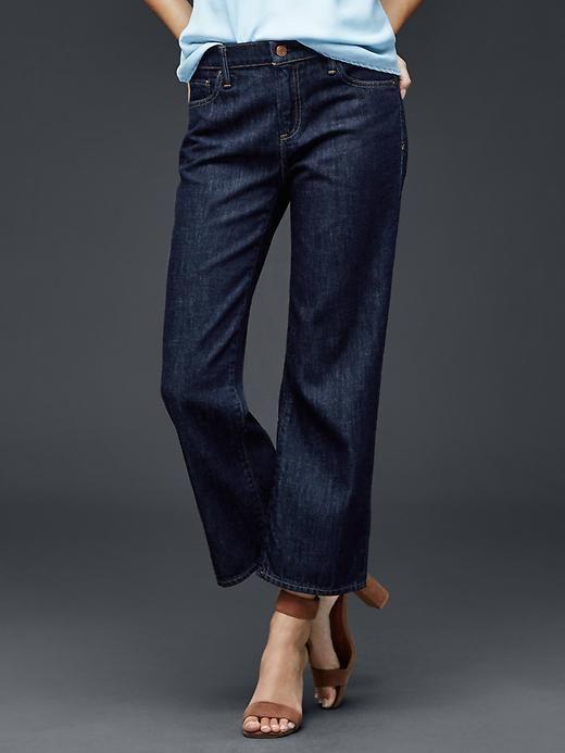 Gap Original 1969 Wide-Leg Crop Jeans