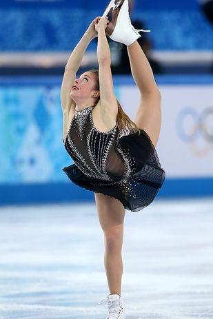 Ashley Wagner, 22, #FigureSkating