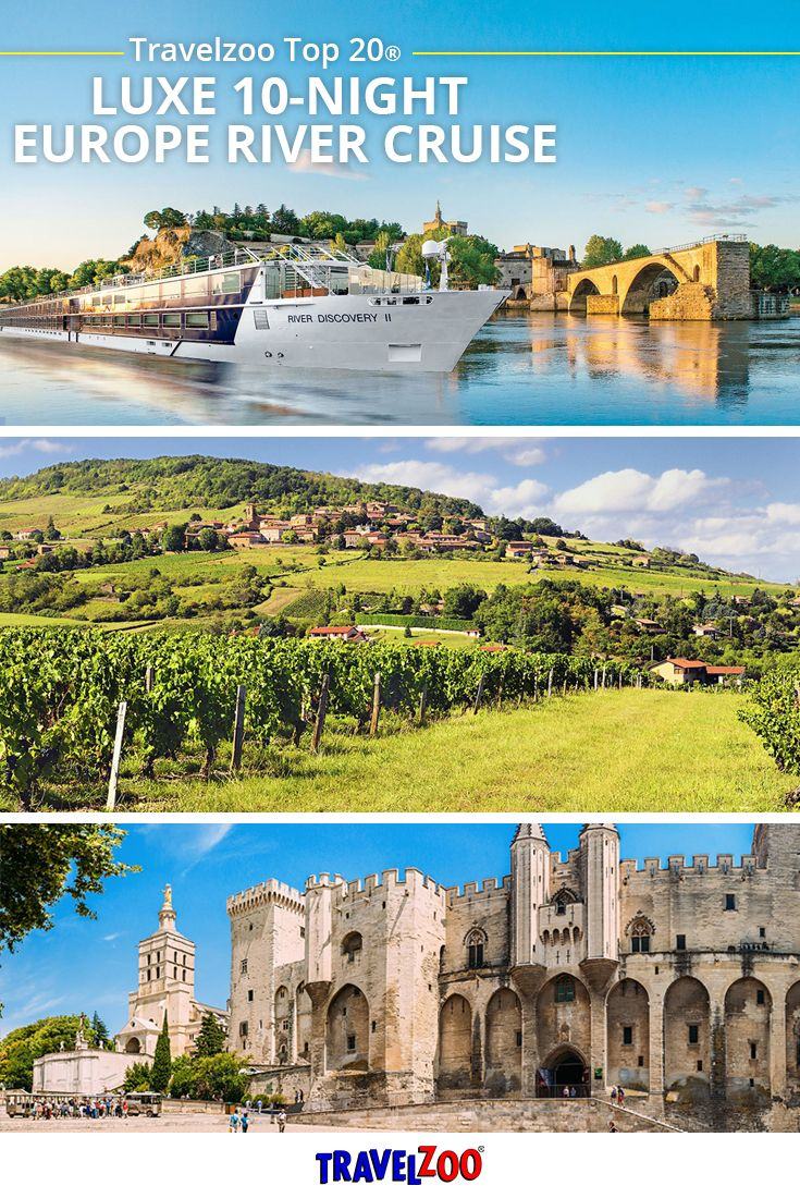 Best travel deals!   10-night river cruises to a rare $899 per person for Fall sailings. Book by Aug. 31st at http://www.travelzoo.com/cruises/europe/-899-Luxe-10-Night-Europe-River-Cruises-Save-3100--2319141/?utm_source=_Pinterest&utm_medium=social&utm_campaign=899RiverCruise&source=_pinterest   Travel Tips