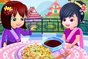 Asya yemekleri oyunu oyna http://www.yemekoyunlarioyna.web.tr/oyun/asya-yemekleri