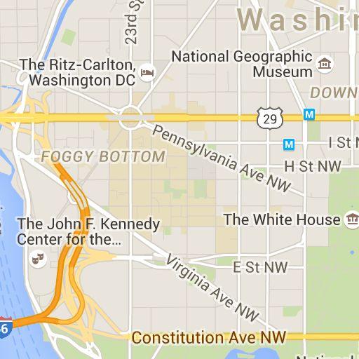 Trending Washington Dc Tourist Map Ideas On Pinterest - Us washington dc map