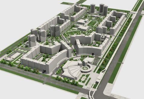 Necesidad de Habitar//Diseño Urbanistico