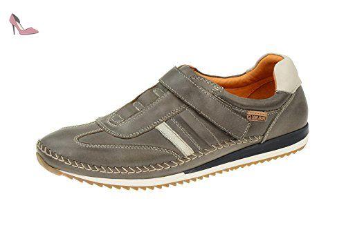 Pikolinos  M2a-6021 Dark Grey, Mocassins pour homme - Gris - Gris, 45 - Chaussures pikolinos (*Partner-Link)