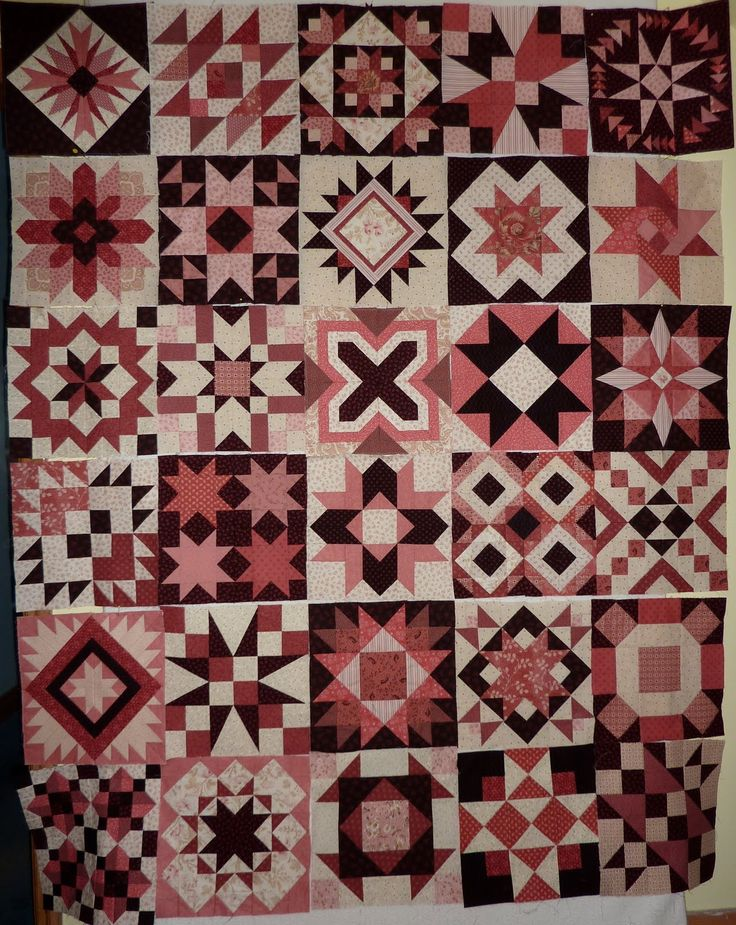Best Chocolate Covered Cherry Quilts Images On Pinterest