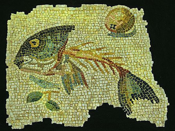 Помпеи,  мозаичные  полы.