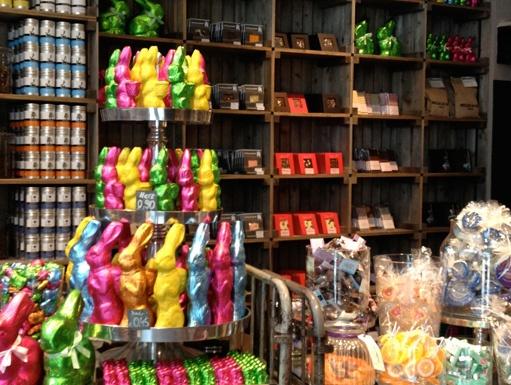 Mutterland – Deutsche Delikatessen, Bio-Feinkost und Geschenke; Eastern at Mutterland Hamburg