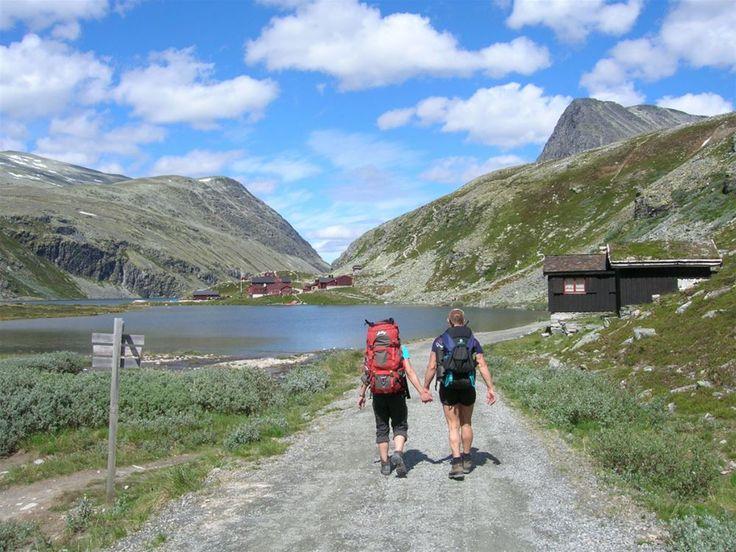 Tourist cabin in Rondane