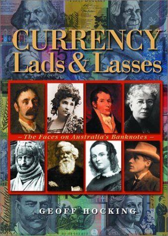 Currency Lads and Lasses: The Faces on Australian Banknotes by Geoff Hocking http://www.amazon.com/dp/0734405324/ref=cm_sw_r_pi_dp_CVjuvb0NWYEVD