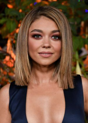 Sarah Hyland: Teen Vogue Young Hollywood Party -27 - Posted on September 24, 2016