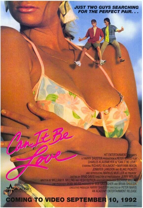Can It Be Love (1992)