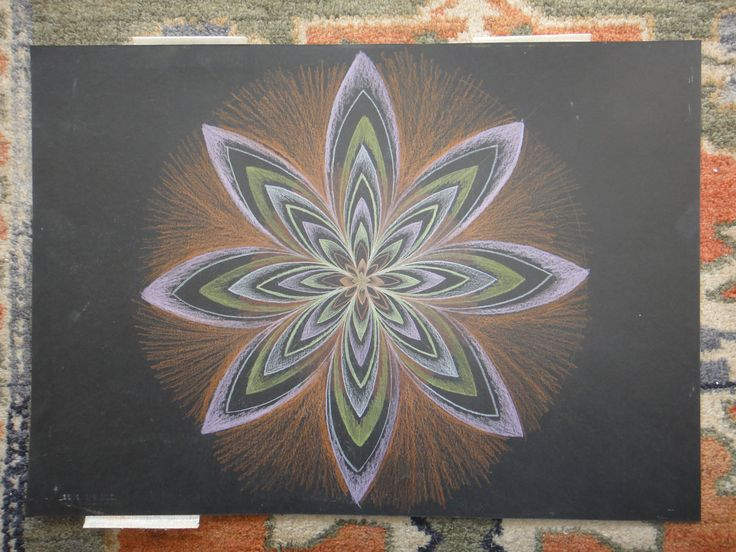 Dark Mandala  www.souldrops.co.uk