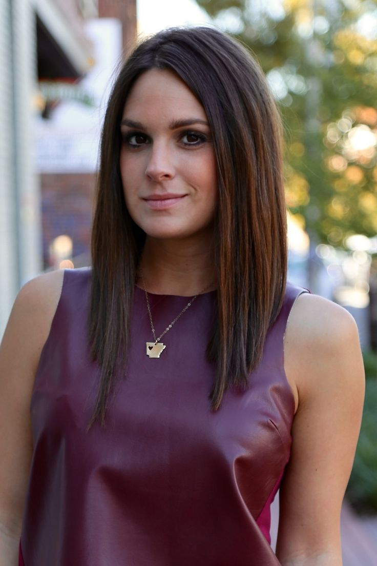 Awesome 1000 Ideas About Long Angled Bobs On Pinterest Longer Angled Short Hairstyles Gunalazisus