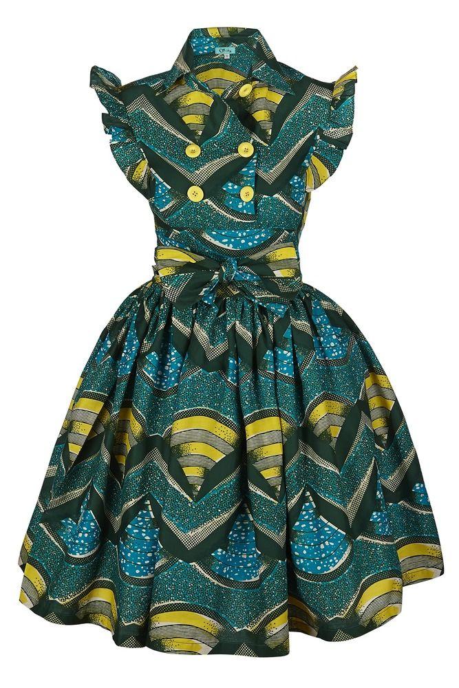 SIKA BOUTIQUE — SIKA Sherlock Shirt Dress