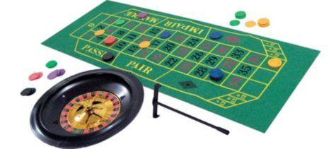 Roulette Wheel - Party City - $20