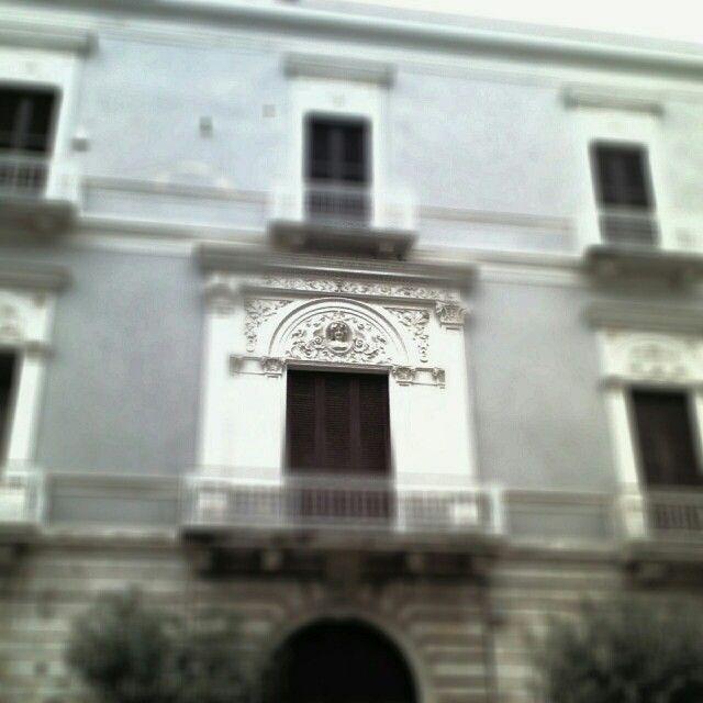 Palazzo Fabiano particolare
