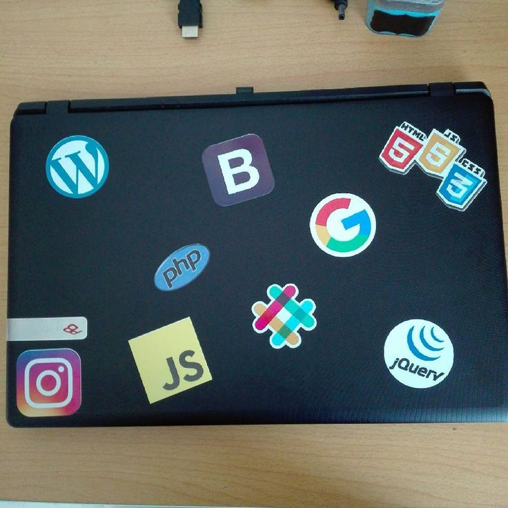 Picked up these stickers today.. I downloaded the logos took to a local print shop and got them printed works out sooo much cheaper - - - - - - #programmer #programming #coding #code #coder #computerscience #developer #codingquotes #tech #setup #php #python #html #css #java #javascript #webdev #coderlife #webdesign #webdevelopment #webdeveloper #cs #IT #sql #wordpress #cpanel #database #rubyonrails