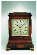 17th, 18th & 19th century English antique mantel clocks