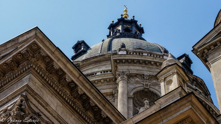 St. Stephen's Basilica - Budapeste