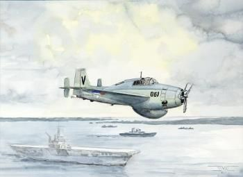 Grumman TBM-3W2 Avenger