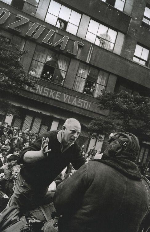 Josef Koudelka - Prague, 1968
