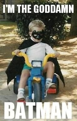 The True Dark Knight