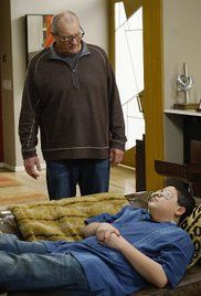 Modern Family Season 1 Episode 3 Shush. Jay talks Phil into standing up to Claire, but freaks out when Phil turns the tables on him. Claire lobbies for Luke to win a school award. Mitch and Cam finally address a sensitive topic while babysitting for Joe.