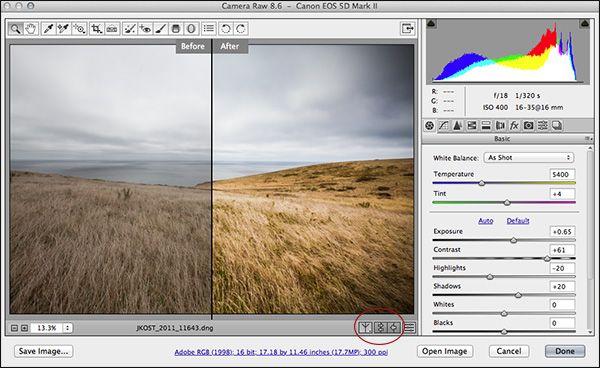 Adobe Camera Raw 9.9 sürümü yayınlandı