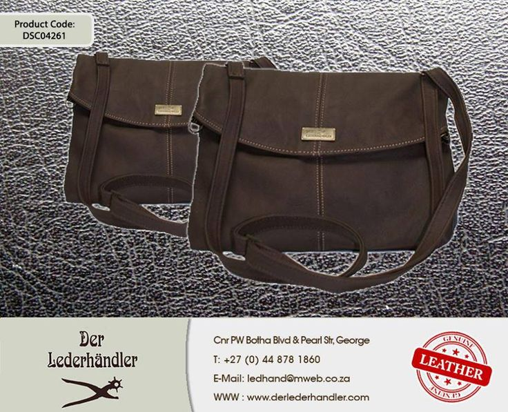 Genuine leather handbags and purses are timeless fashion pieces designed to last for life. This is due to the material's thick skin which makes it durable, strong and less prone to damage. #DerLederhandler #genuineleather #accessories