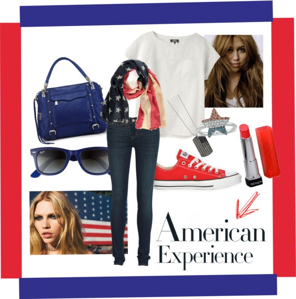 """""""Party In The USA"""" by kmii-f on Polyvore"""