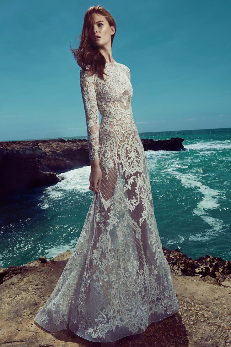 Zuhair Murad Bridal Spring 2017 Collection Photos - Vogue