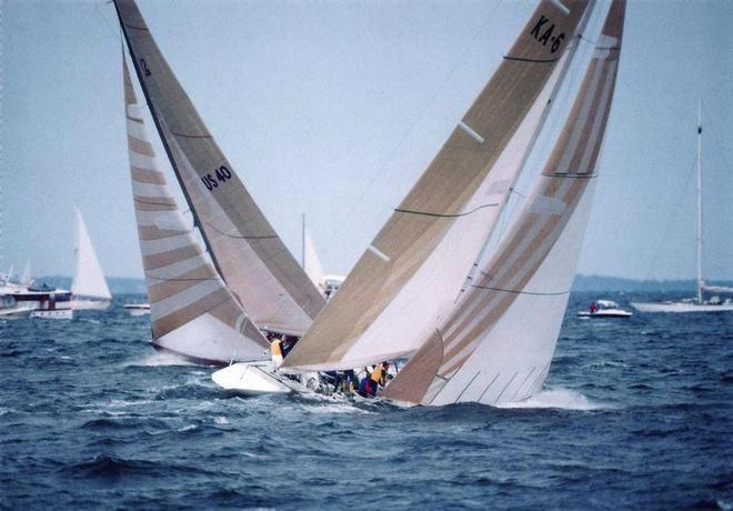 1983 Americas Cup Newport R.I.