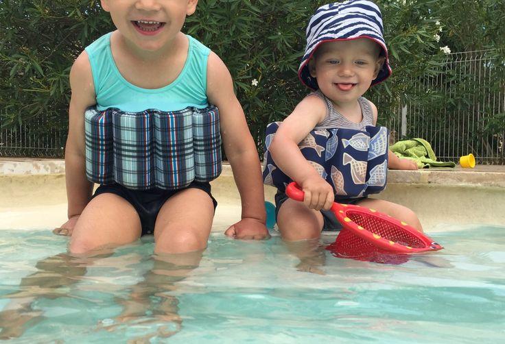 Schwimmhilfe, Schwimmenlernen, besser als Schwimmflügel