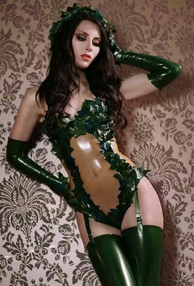 Poison Ivy latex