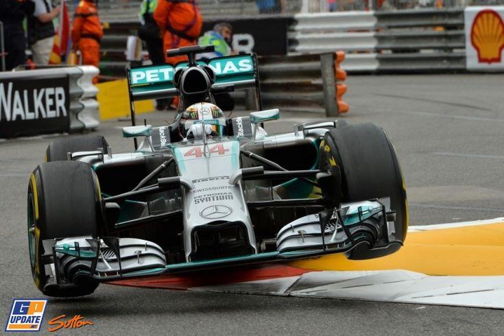 Lewis Hamilton, Mercedes Grand Prix, 2014 Monaco Formula 1 Grand Prix, Formula 1