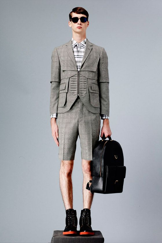 fdd7dbe5f737 Thom Browne Spring Summer 2015 Lookbook