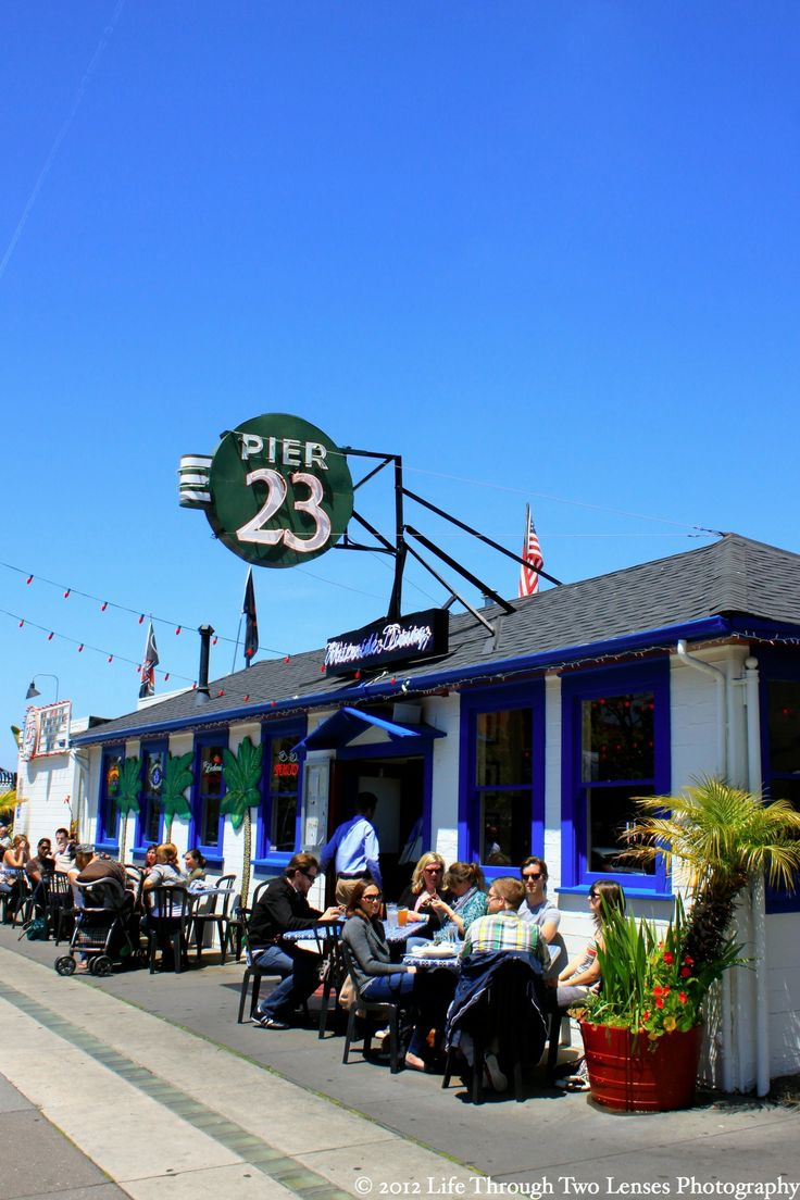 Pier 23, by Life Through Two Lenses Photography    San Francisco, California    May 19, 2012