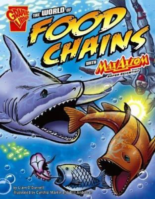 In graphic novel format, follows the adventures of Max Axiom as he explains the science behind food chains. Gr.3-7