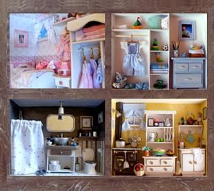 Especial miniaturas Abril 2011 - artesanum com